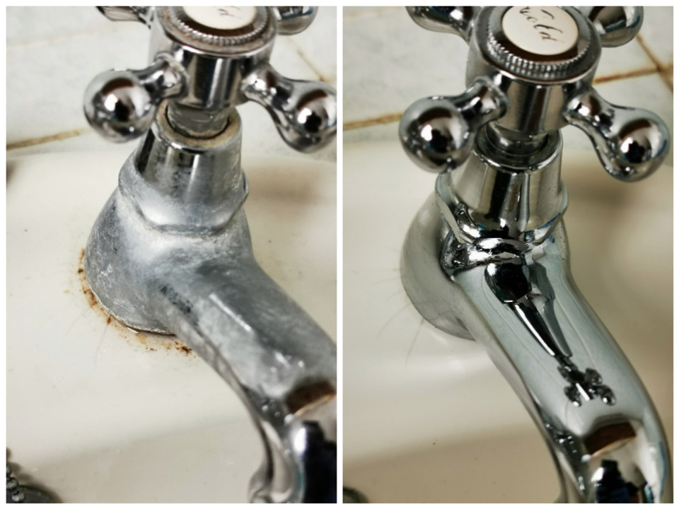 lettings end pre tenancy cleaning services braintree before and after taps