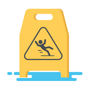 commercial cleaners essex safety sign