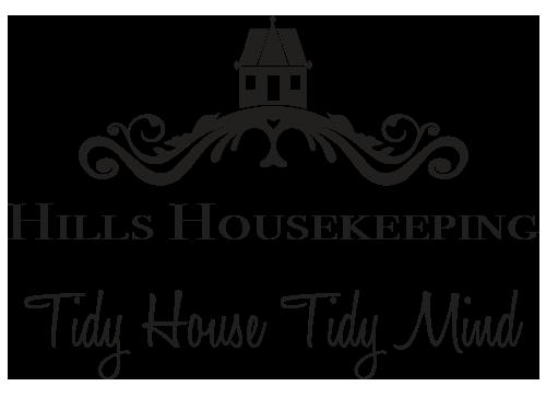 hills housekeeping logo